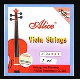 Cuerda Re (2da) De Viola