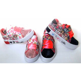 Zapatos Lol Surprise Luces Colombianos Y Fila Para Niñas