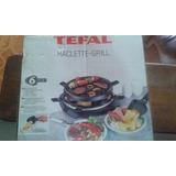 Parrillera Eléctrica Tefal Raclette-grill