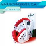 Audifonos Gaming Con Microfono Gh30
