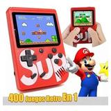 Nintendo Sup Consola Retro 400 Juegos + 1 Control + Cable