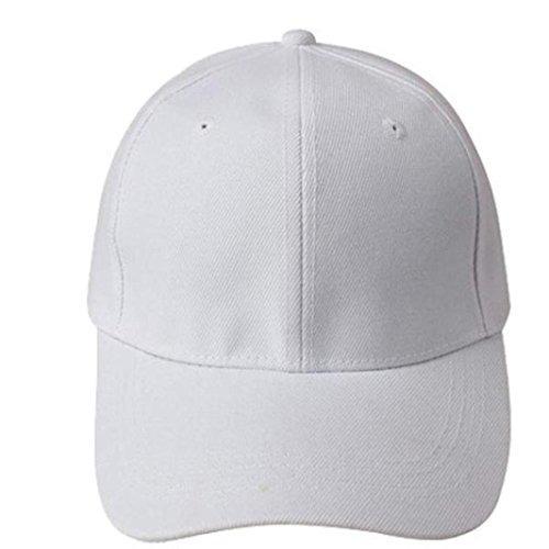 Gorras Blancas Acrílica Para Bordar Unicolor 5106eafae25