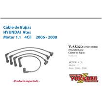 Cable Bujias Hyundai Atos 4cil 1.1 2006-2008