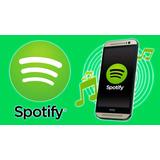 Spotfy Premium ¡renovaciones Disponibles!