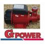 Bomba De Agua Gpower 1/2 De Media 35 Lts X Min 100% Cobre