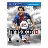Juego Playstation Ps Vita Fifa 13 Original Sellado