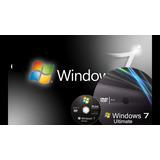 Windows 7 Ultimate 32 Bits + Activador Permanente. Excelente