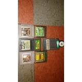 Juegos De Gameboy Y Gameboy Color Con Con Camara