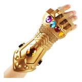Guantelete De Thanos Plastico Para Niños Avengers