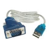 Cable Usb A Rs232 Convertidor Adaptador Impresora Tienda
