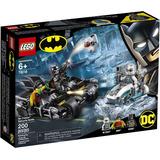 Lego Super Heroes 76118 Batman Mr. Freeze Original