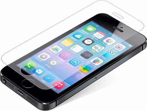 6bbd2376050 Protector De Pantalla Iphone 5,5s,5c,6,6s,7,8vidrio Templado