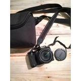 Camara Nikon Colpix L105 (80 Vrds)