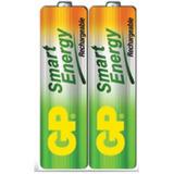 Pilas Baterias Gp Recargables Pack X2 Aa 1000mah 1081 A037