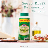 Queso Parmesano Kraft 680 Gr 15 Americanos
