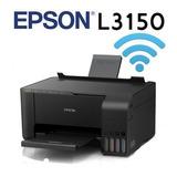 Impresora Epson L3150 Eco Tank (215 Trump)