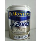 Pintura Av-2000 Brillo De Seda Blanco. 28 Vrds