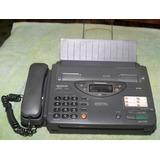 Fax/telefono Panasonic Kx-f700 N4 Usado