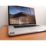Macbook Pro 15 Retina 2013 Corei7 Tienda Fisica Ccs Mcay Mci