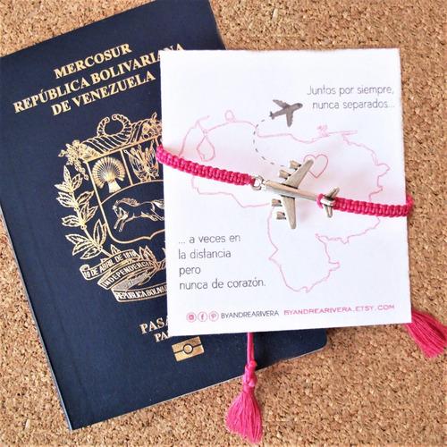 17a9e263d0fe Pulsera De Avión