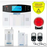 Alarma Gsm Inalambrica Casa U Oficina Hasta 99 Sensores