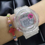 Reloj Deportivo Digital Moda Dama Colores Sport Nuevo Mujer