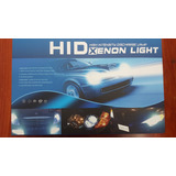 Luces Hid H4 8000k Xenon Ligth 55w
