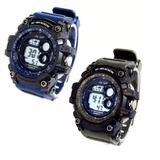 Reloj G Shock Digital Camuflajeado Caballeros