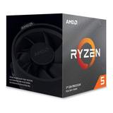 Procesador Amd Ryzen 5 3600x De 6 Núcleos Y 12 Hilos 4.4 Ghz