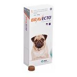 Bravecto Para Perros Antipulgas Y Garrapatas 4.5 A 10 Kg