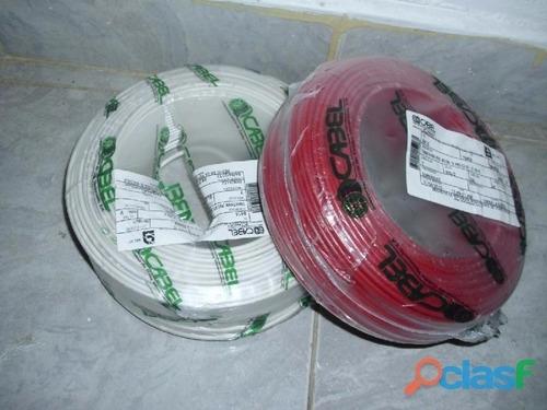 Cable n 8 thw 100 cobre marca cabel precio por metro for Cable para internet precio por metro
