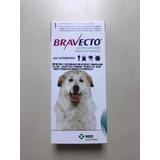 Bravecto 40kg-56kg Anti Pulgas Y Garrapatas