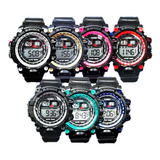 Reloj Casio G-shock Digital Contra Agua Correa Unicolor