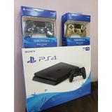 Playstation 4 Nuevo Sellado + Garantia