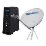 Internet Satelital + 1 Mes De Servicio Gratis