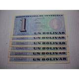 Lote De Tinoquitos 1 Bs 1989 Letra A Condicion (au)
