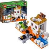 Lego Minecraft The Skull Arena 21145 Ccs Y Valencia