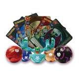Esferas Bakugan Battle Brawler 5 Figuras 5 Cartas Sellado