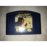 Juegos Nintendo 64 (10v) 007 The World Is Not Enough