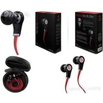 Audifonos Monster Beats By Dr. Dre Tour Ipad Ipod Iphone And