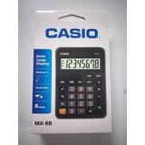 Calculadora Casio Mx 8b Y Mas Modelos Original