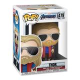 Funko Pop Thor Avengers Endgame #479 Figuras Coleccionables