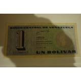 Billetes Venezolanos Coleccion