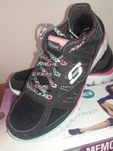 Skechers Talla 36 Para Damas Zapatos Deportivos en Mercado