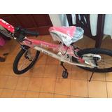 Bicicleta Bmx Roja Rin 20