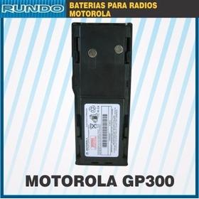 Bateria Para Radio Portatil Motorola Gp300 Gtx Hnn9628