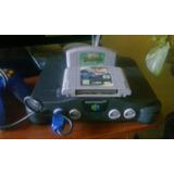 Nintendo 64 Con Juego Origina De Trazan Y Un Control