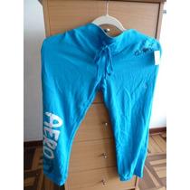Pantalon-mono Azul Talla S Aeropostale Original. Traido Usa