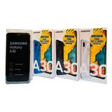 Samsung Galaxy A30 + Vidrio -195- Mercado Líder Platinum