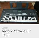 Teclado Yamaha Psr E433 Usado